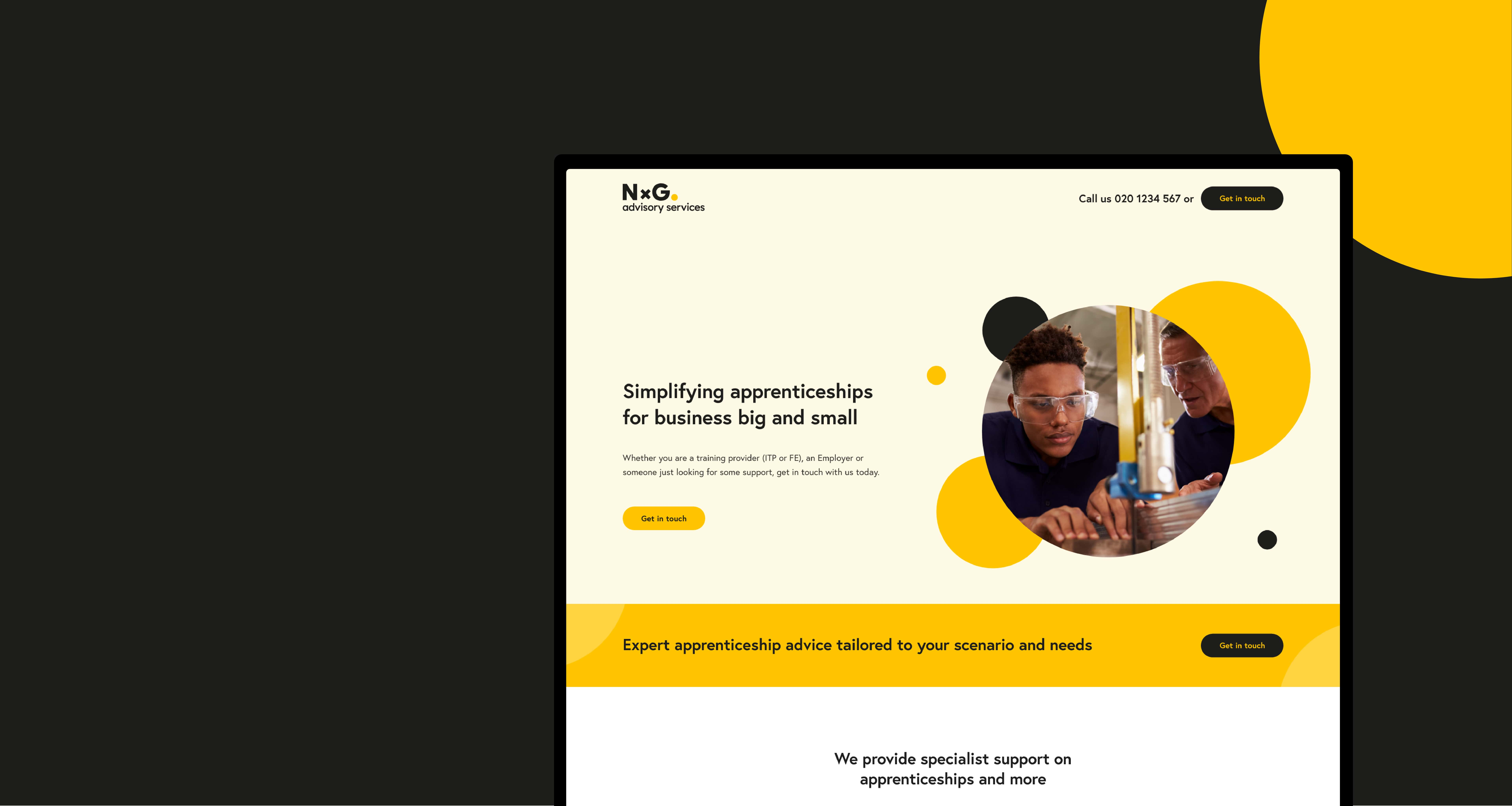 NxG Advisory Services